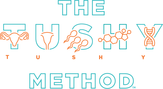 The TUSHY Method (Tubes Uterus Sperm Hormones Your genetic profile)