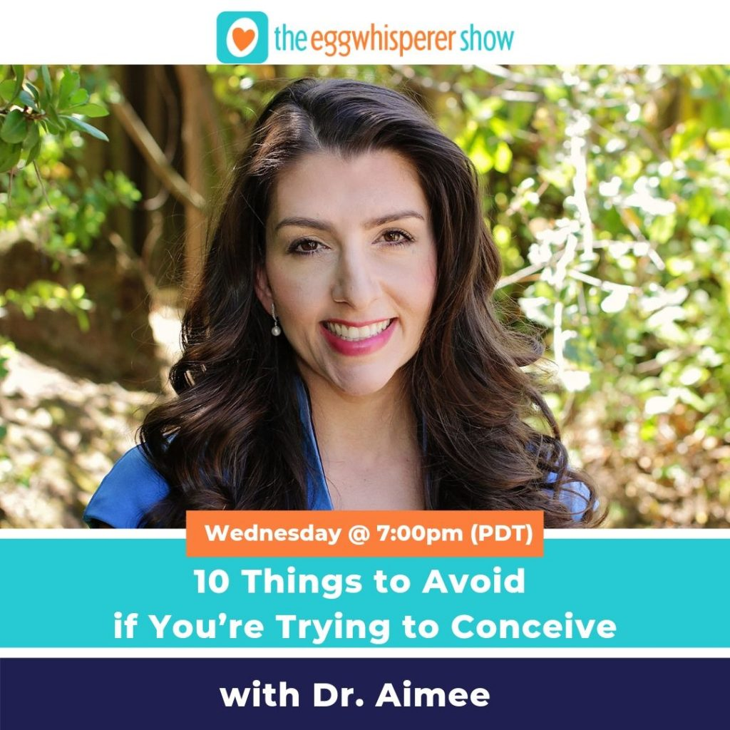 """10 Things to Avoid if You're Trying to Conceive"" is locked 10 Things to Avoid if You're Trying to Conceive"