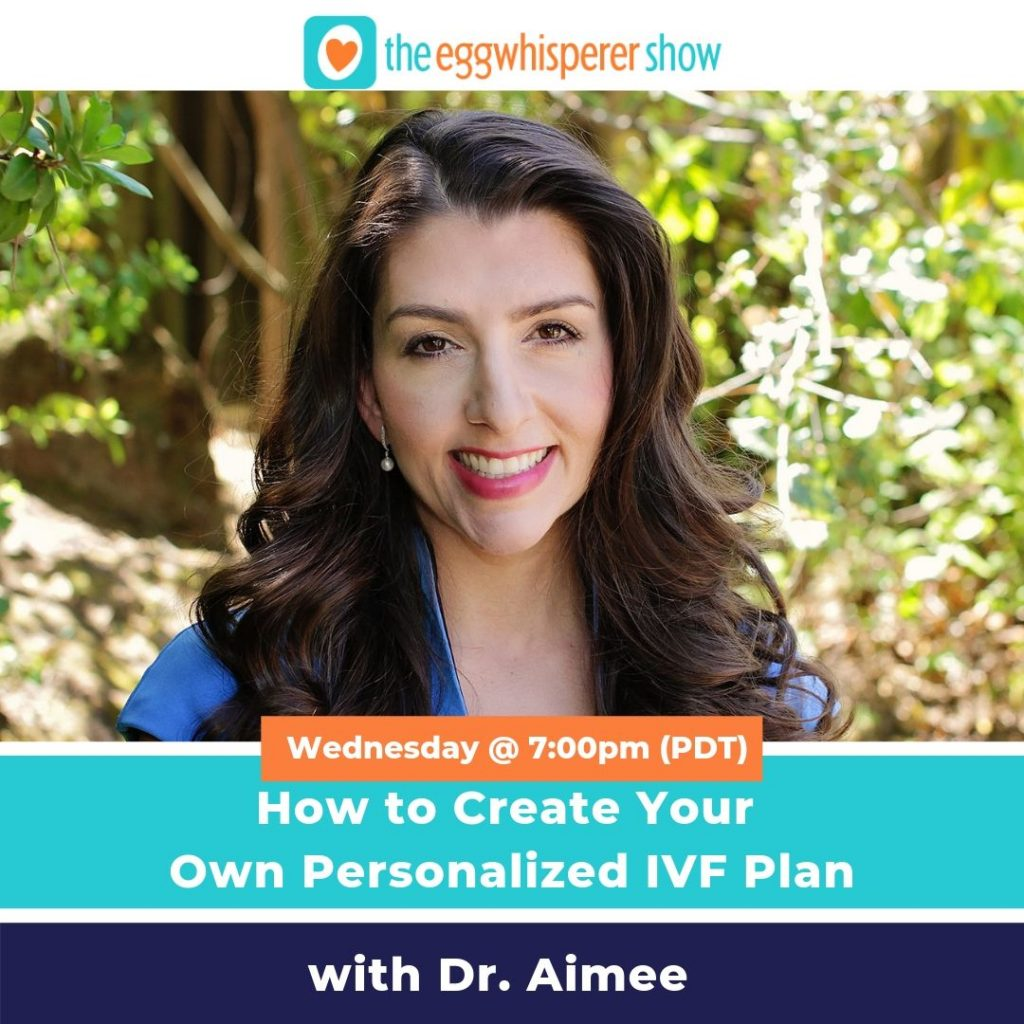 How to Create Your Own Personalized IVF Plan