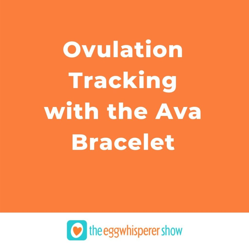 Ovulation Tracking with the Ava Bracelet