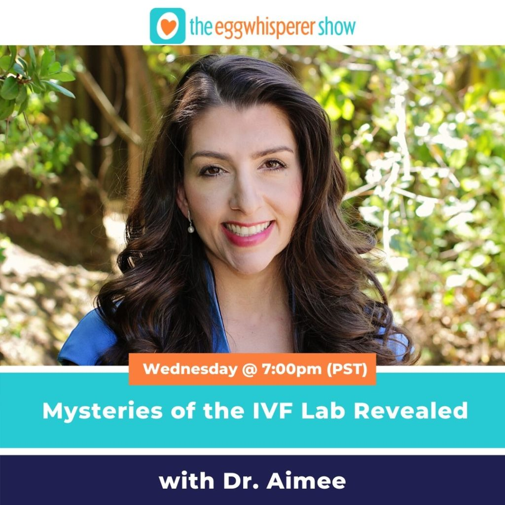 Mysteries of the IVF Lab Revealed
