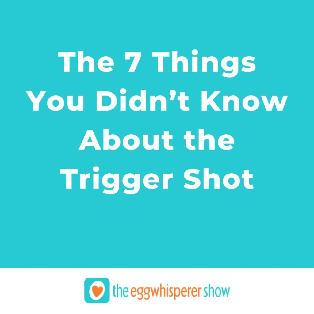 The 7 Things You Didn't Know about the Trigger Shot