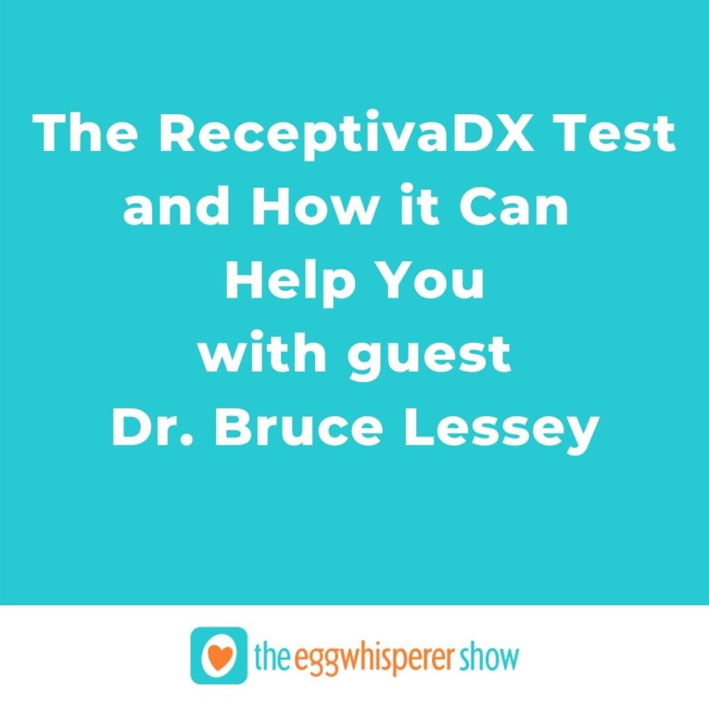 The ReceptivaDX Test and How it Can Help You with guest Dr. Bruce Lessey