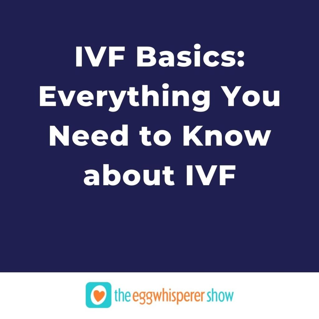 IVF Basics: Everything You Need to Know about IVF
