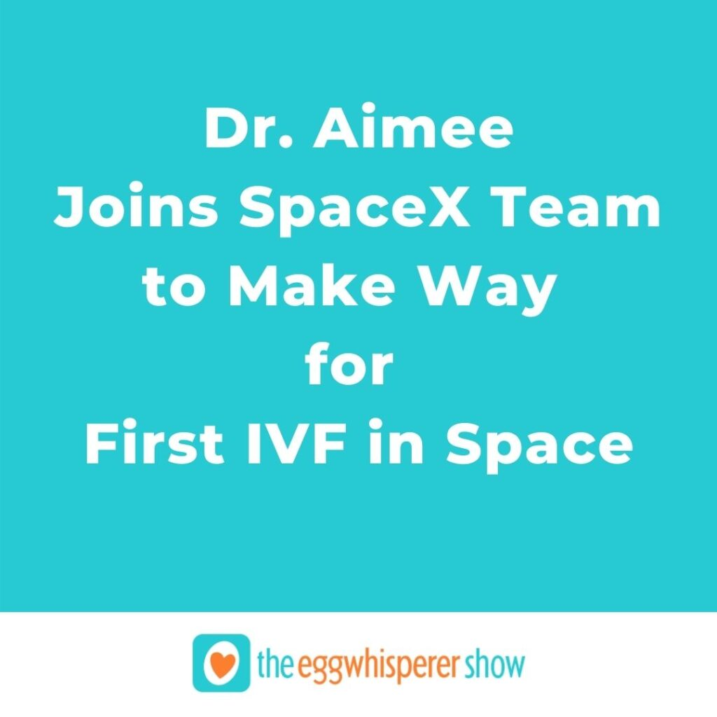 Doctor Joins SpaceX Team to Make Way for First IVF in Space